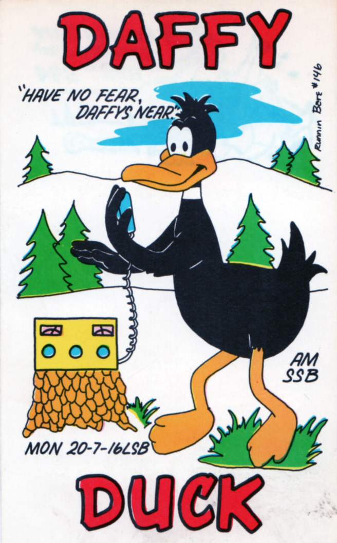 card-daffy