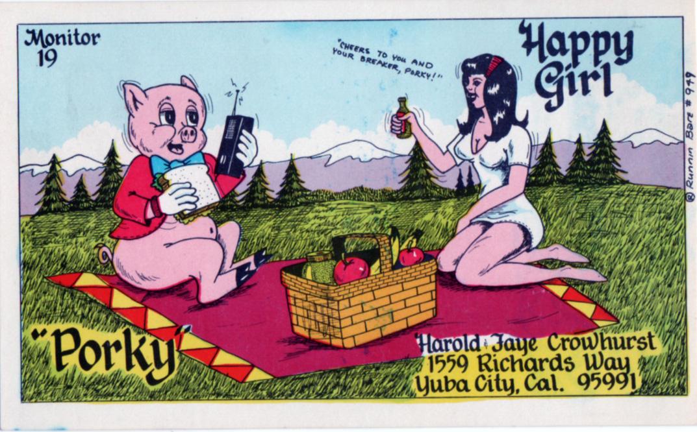 card-porky