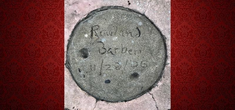 Rowland Barber