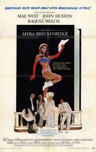 Myra Breckinridge poster